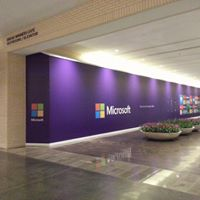 Microsoft Barricade Wall